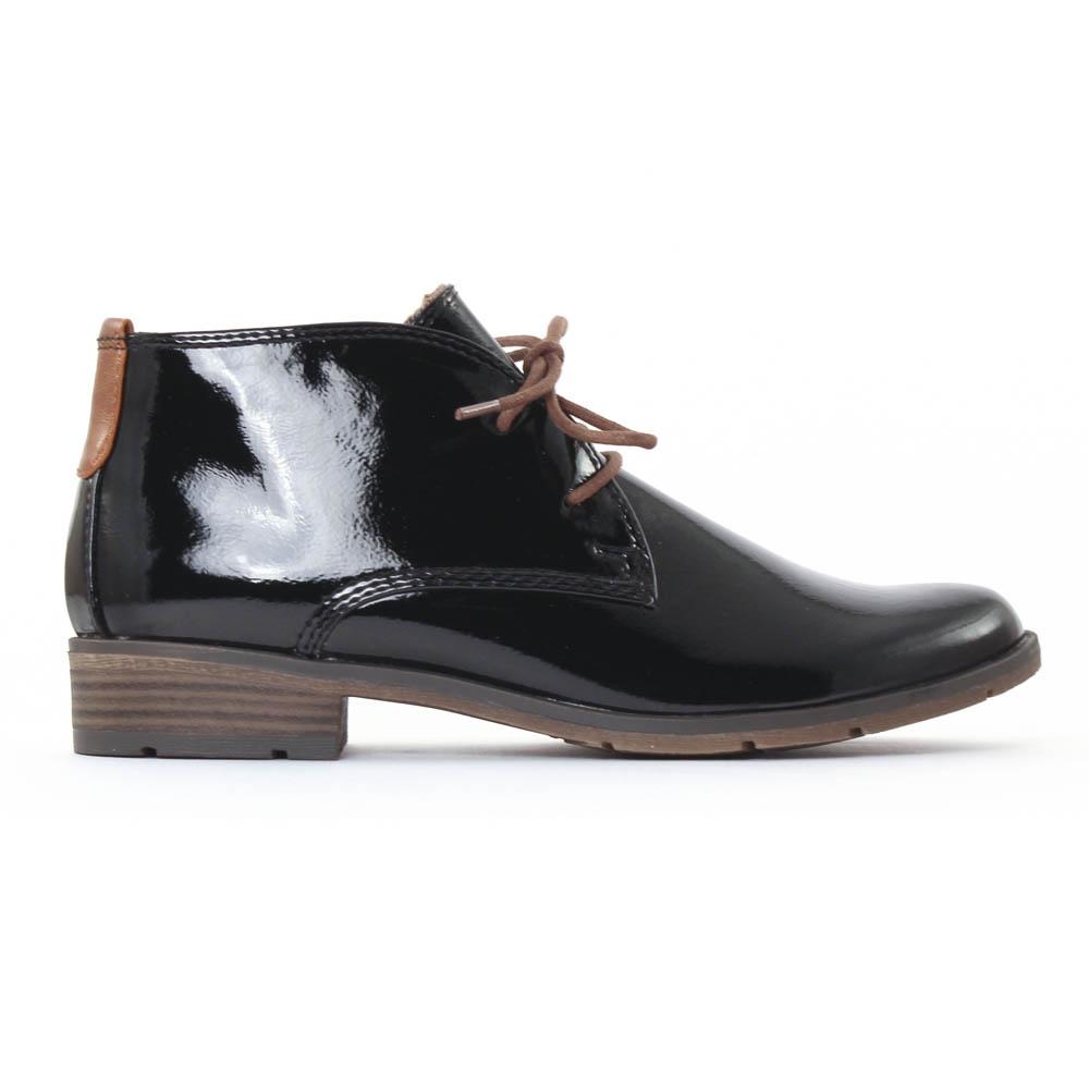 chaussures lacets vernies. Black Bedroom Furniture Sets. Home Design Ideas