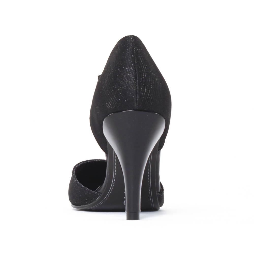 tamaris 24423 black escarpins noir automne hiver chez. Black Bedroom Furniture Sets. Home Design Ideas