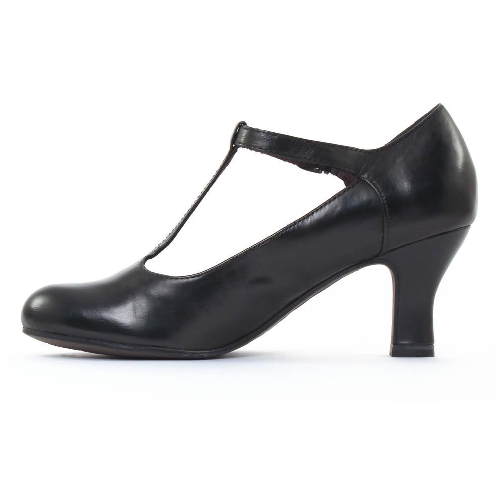 53c9d1a34687 Je veux trouver des belles escarpins agréable à porter et de qualité pas  cher ICI Escarpin talon bobine