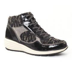 baskets-mode noir: même style de chaussures en ligne pour femmes que les Les Tropéziennes