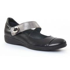 Chaussures femme hiver 2015 - babies confort scarlatine noir argent