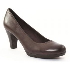 escarpins gris foncé: même style de chaussures en ligne pour femmes que les Marco Tozzi