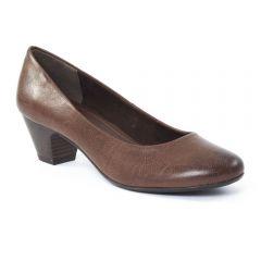 escarpins marron: même style de chaussures en ligne pour femmes que les Scarlatine