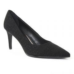 Chaussures femme hiver 2015 - escarpins JB Martin noir