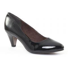 Chaussures femme hiver 2015 - escarpins tamaris noir