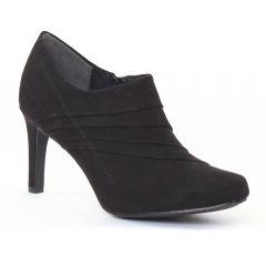 Chaussures femme hiver 2015 - low boots marco tozzi noir