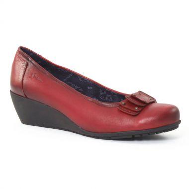 Ballerines Dorking 6173 Picot, vue principale de la chaussure femme