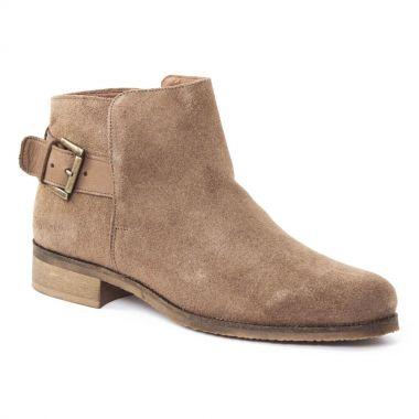 Bottines Et Boots Scarlatine 8852b Gress, vue principale de la chaussure femme
