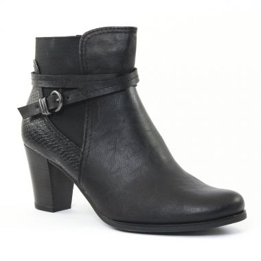 Bottines Et Boots Marco Tozzi 25341 Black, vue principale de la chaussure femme