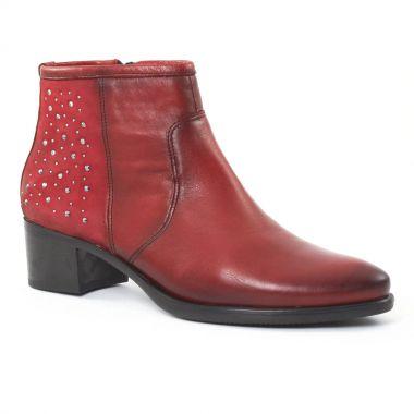 Bottines Et Boots Dorking 6517 Picot, vue principale de la chaussure femme