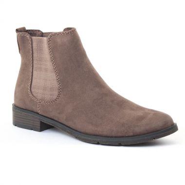 Bottines Et Boots Marco Tozzi 25321 Pepper, vue principale de la chaussure femme