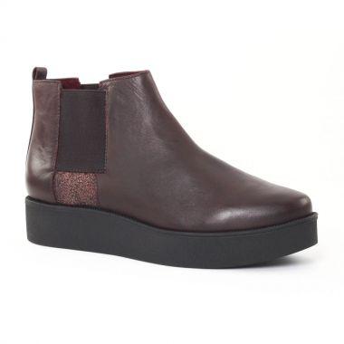Bottines Et Boots Tamaris 25824 Chestnut, vue principale de la chaussure femme