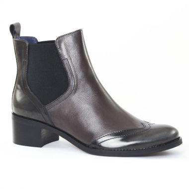 Bottines Et Boots Costa Costa PintoDiBlu 78440 Noir, vue principale de la chaussure femme