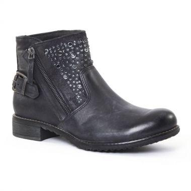 Bottines Et Boots Tamaris 25419 Anthracite, vue principale de la chaussure femme