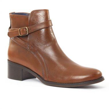 Bottines Et Boots Costa Costa 74200 Camel, vue principale de la chaussure femme
