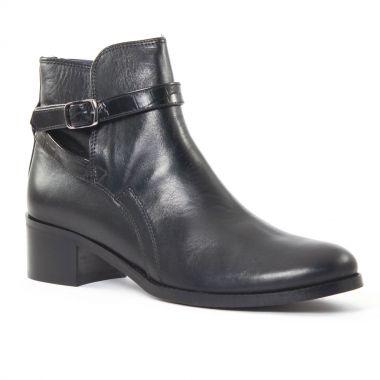 Bottines Et Boots Pintodiblu 74200 Noir, vue principale de la chaussure femme