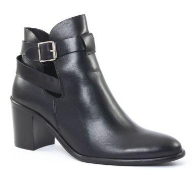 Bottines Et Boots Scarlatine 2659 Noir, vue principale de la chaussure femme