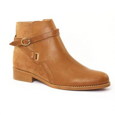 Bottines Et Boots Scarlatine 777521 Bark, vue principale de la chaussure femme