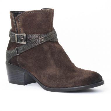 Bottines Et Boots Tamaris 25010 Asphalte Strass, vue principale de la chaussure femme
