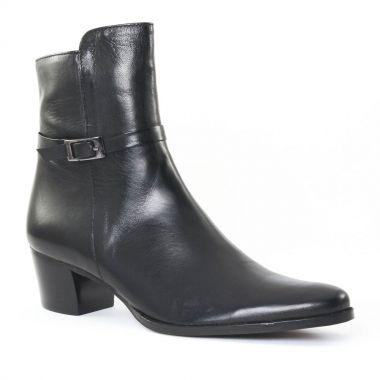 Bottines Et Boots Costa Costa PintoDiBlu 9851 Noir, vue principale de la chaussure femme