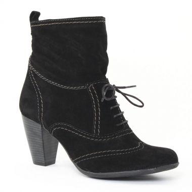 Bottines Et Boots Tamaris 25801 Black, vue principale de la chaussure femme