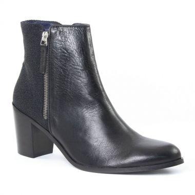 Bottines Et Boots Pintodiblu PintoDiBlu 78030 Noir, vue principale de la chaussure femme