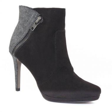 Bottines Et Boots Tamaris 25343 Black, vue principale de la chaussure femme