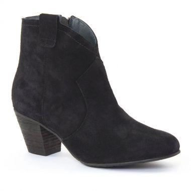 Bottines Et Boots Scarlatine 3471 Noir, vue principale de la chaussure femme
