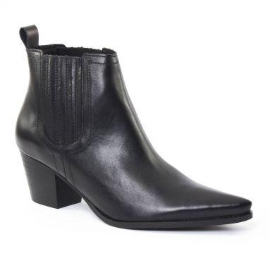 Bottines Et Boots Scarlatine 77100 Noir, vue principale de la chaussure femme