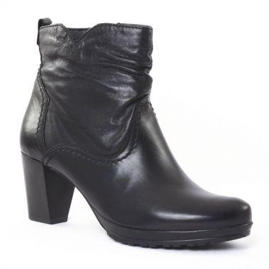 Bottines Et Boots Tamaris 25021 Black, vue principale de la chaussure femme