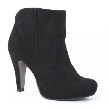 Bottines Et Boots Tamaris 25348 Black, vue principale de la chaussure femme