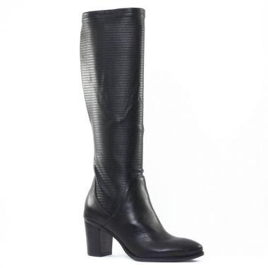 Bottes Jb Martin Monde Noir, vue principale de la chaussure femme