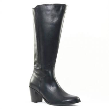 Bottes Costa Costa PintoDiBlu 73482 Noir, vue principale de la chaussure femme