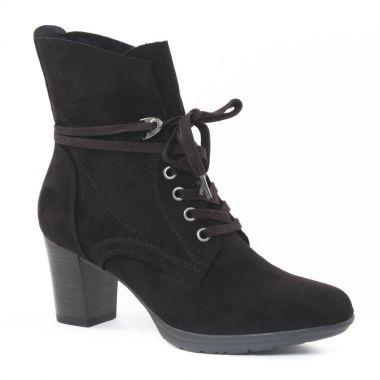 Bottines Et Boots Marco Tozzi 25111 Black, vue principale de la chaussure femme
