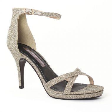 Escarpins Tamaris 28303 Platinum, vue principale de la chaussure femme