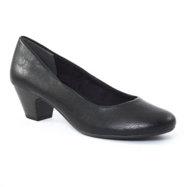 Escarpins Marco Tozzi 22304 Black, vue principale de la chaussure femme