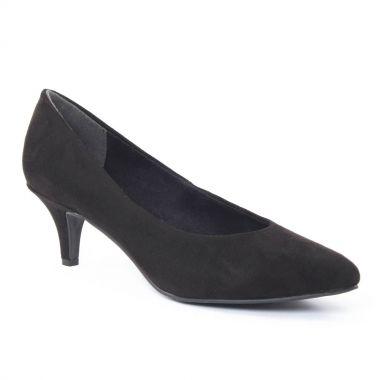 Escarpins Marco Tozzi 22422 Black, vue principale de la chaussure femme