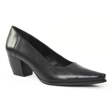 Escarpins Scarlatine 55010 Noir, vue principale de la chaussure femme