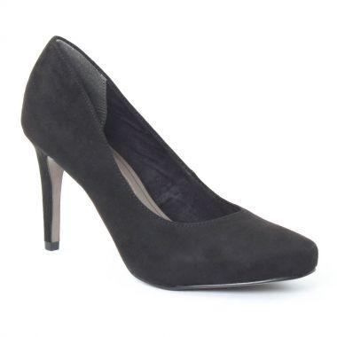Escarpins Tamaris 22411 Black, vue principale de la chaussure femme