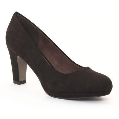 Escarpins Tamaris 22420 Black, vue principale de la chaussure femme