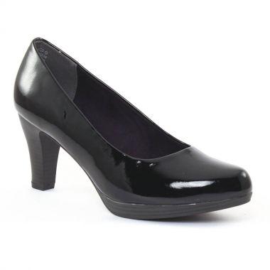 Escarpins Marco Tozzi 22408 Black, vue principale de la chaussure femme