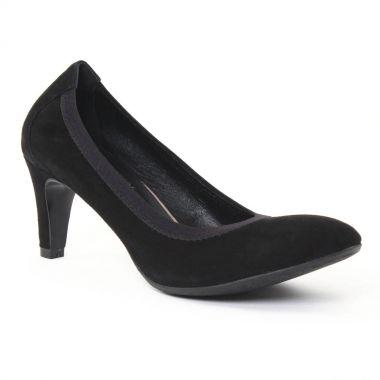 Escarpins Jb Martin Gils Noir, vue principale de la chaussure femme