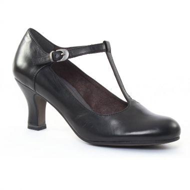 Escarpins Tamaris 24435 Black, vue principale de la chaussure femme
