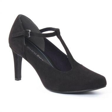 Escarpins Marco Tozzi 24411 Black, vue principale de la chaussure femme