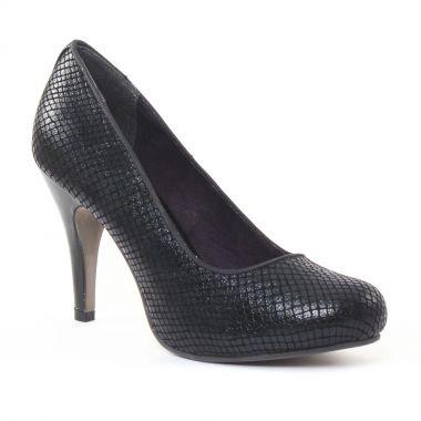 Escarpins Tamaris 22412 Black, vue principale de la chaussure femme