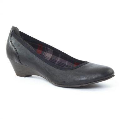Escarpins Tamaris 22304 Black, vue principale de la chaussure femme