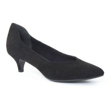 Escarpins Marco Tozzi 22301 Black, vue principale de la chaussure femme