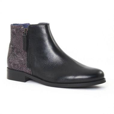 Bottines Et Boots Costa Costa PintoDiBlu 76950 Noir, vue principale de la chaussure femme