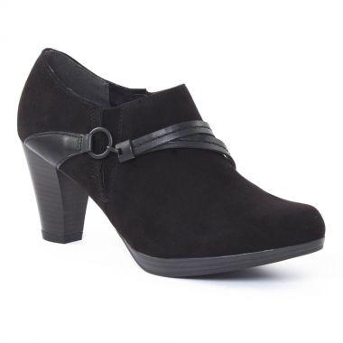 Bottines Et Boots Marco Tozzi 24408 Black, vue principale de la chaussure femme