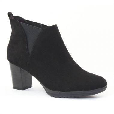 Bottines Et Boots Marco Tozzi 25381 Black, vue principale de la chaussure femme